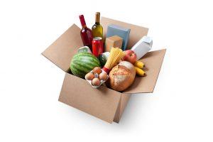 ארגז מזון למשפחה